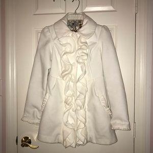 Cream Colored Coat